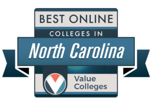 Best Online College in NC recognition