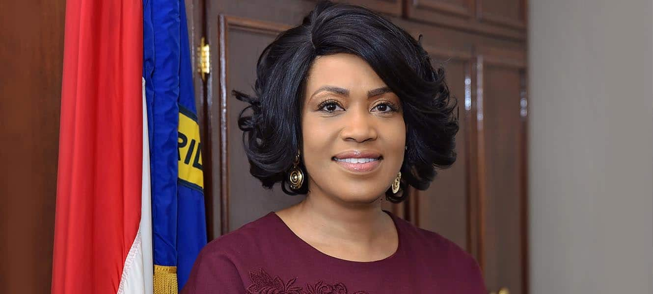 Machelle Sanders, Secretary of the North Carolina Department of Administration.